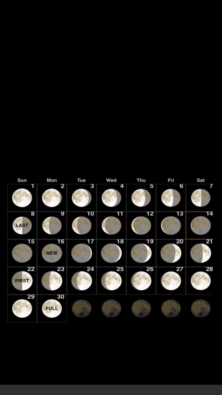 April 2018 Moon Phase Calendar Shot1 Org